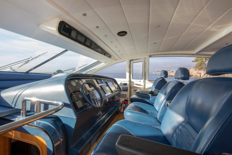 Моторная яхта CITA Yacht #3