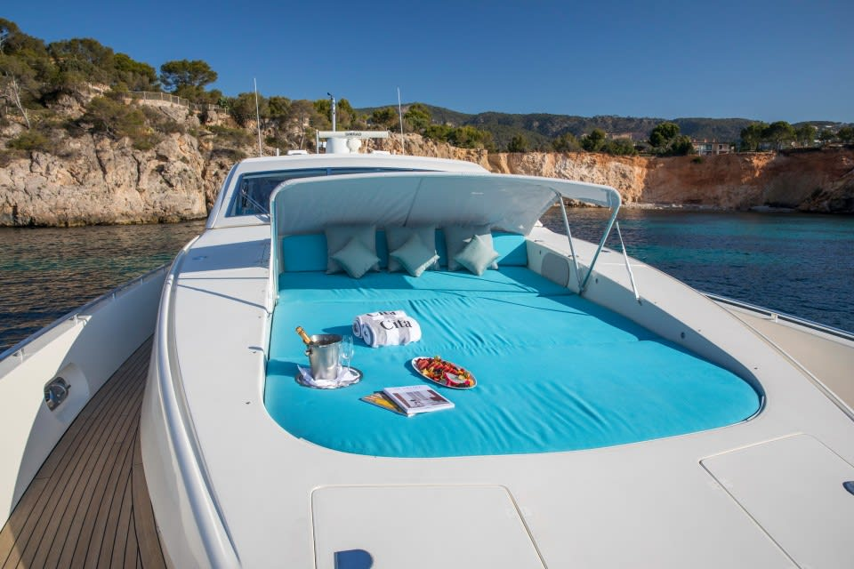 Моторная яхта CITA Yacht #8