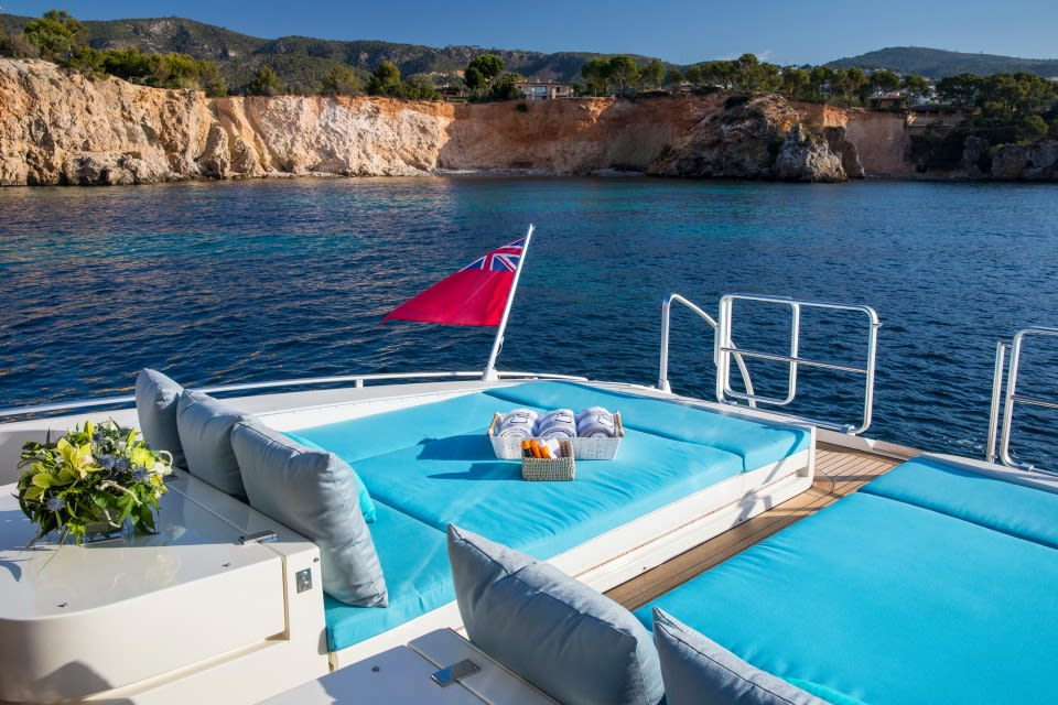 Моторная яхта CITA Yacht #11
