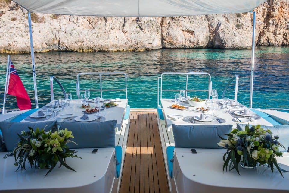 Моторная яхта CITA Yacht #12