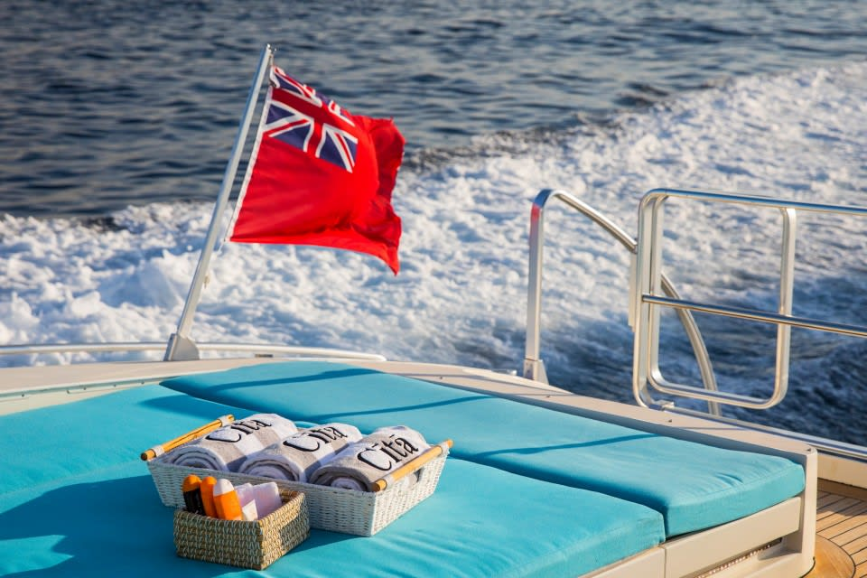 Моторная яхта CITA Yacht #16