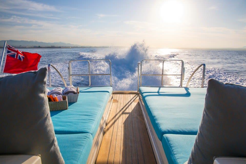 Моторная яхта CITA Yacht #17