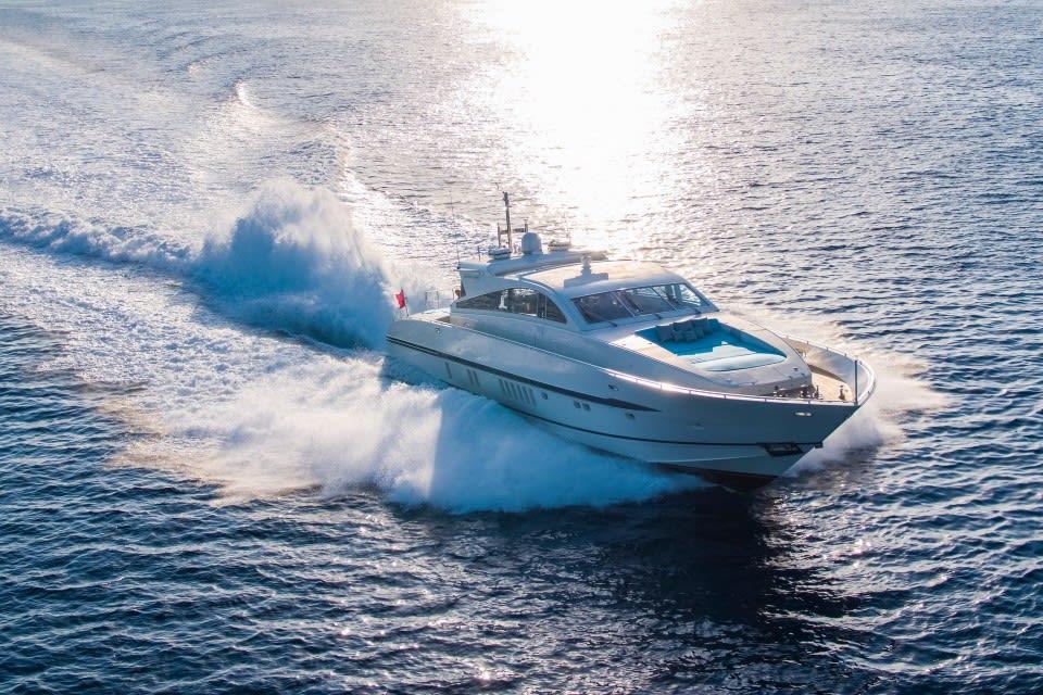 Моторная яхта CITA Yacht #2