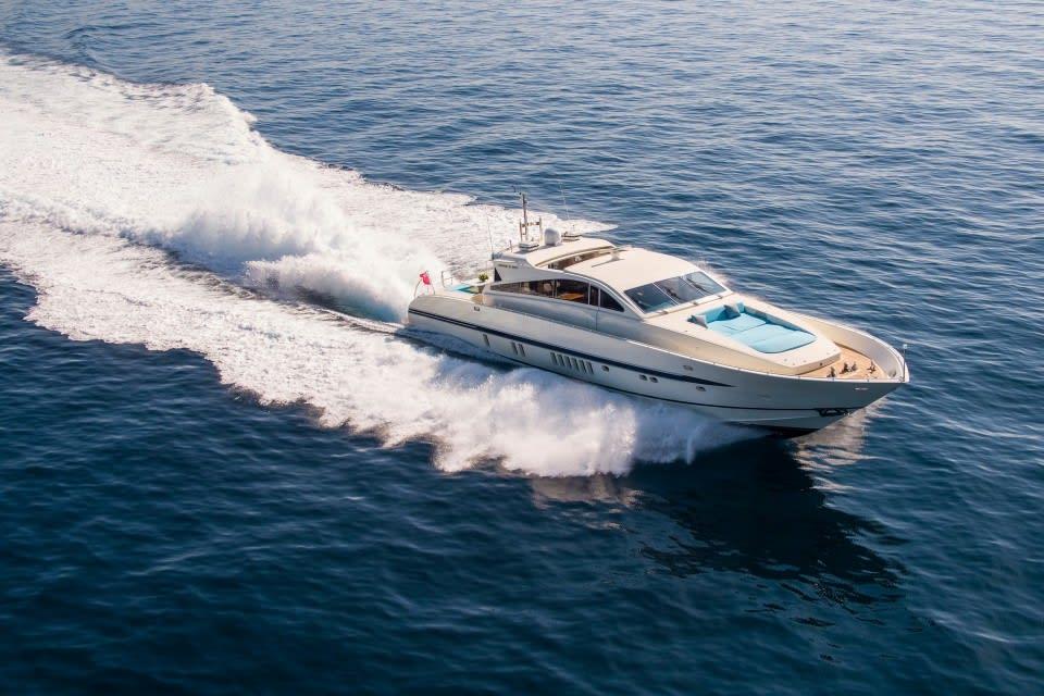 Моторная яхта CITA Yacht #20