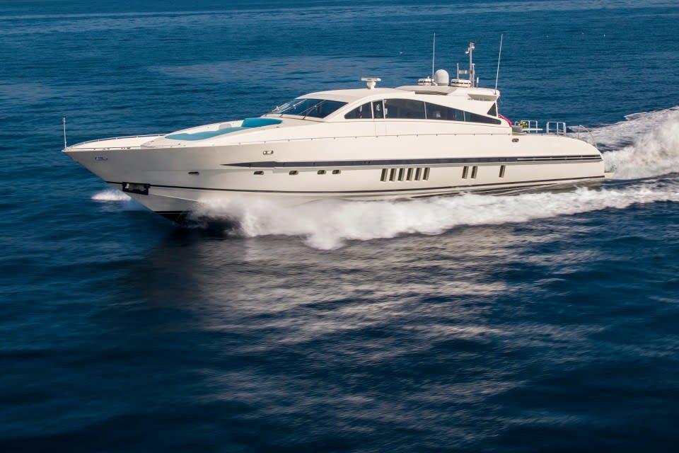 Моторная яхта CITA Yacht #19