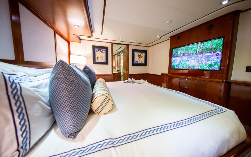 Моторная яхта Just Enough Yacht #14