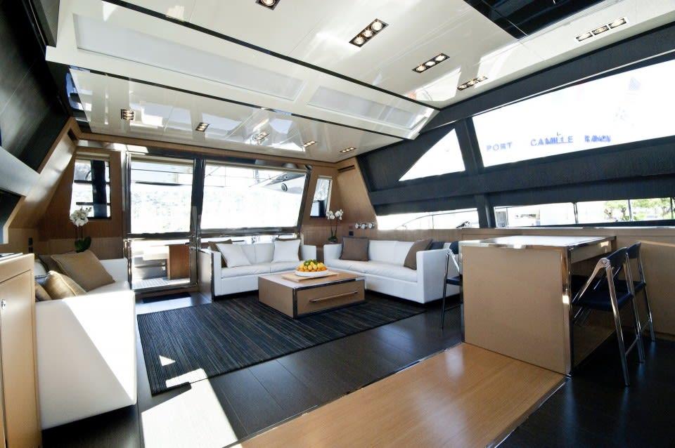 Моторная яхта Rhino A Yacht #7