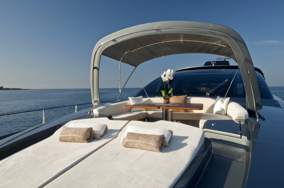 Моторная яхта Rhino A Yacht #5