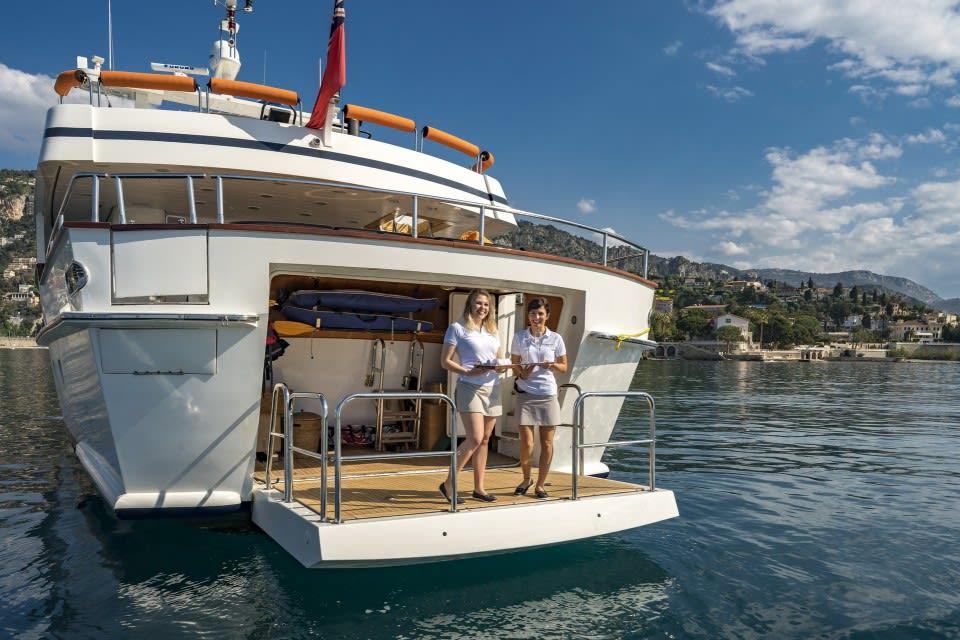 Моторная яхта Fiorente Yacht #7