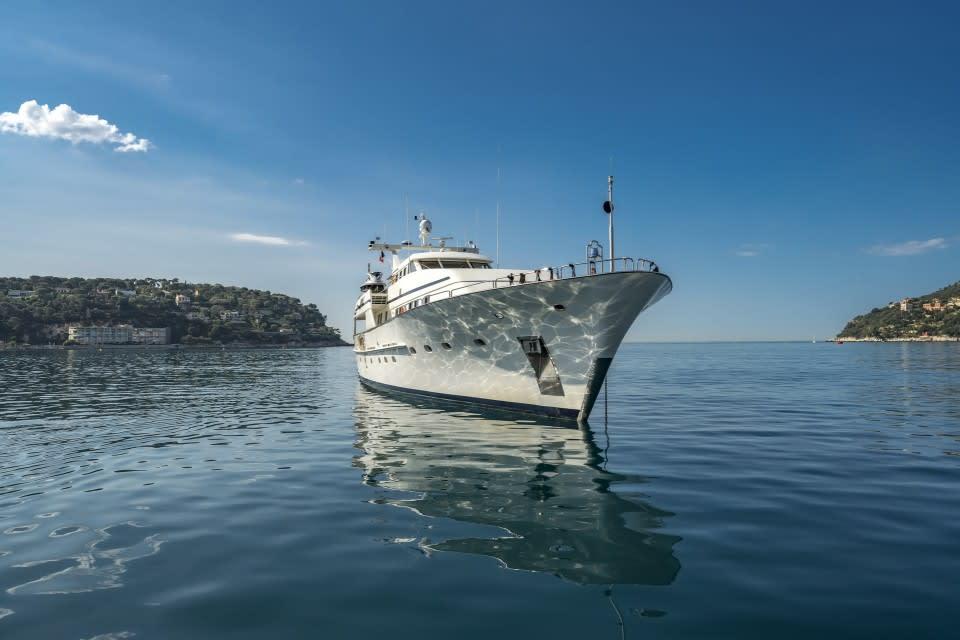 Моторная яхта Fiorente Yacht #2