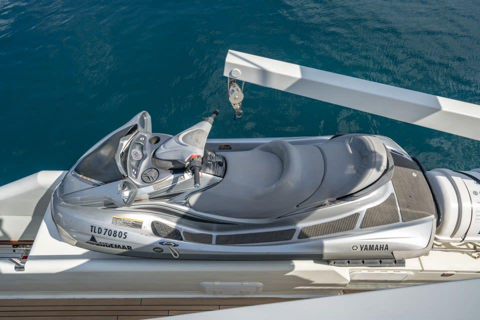 Моторная яхта Fiorente Yacht #6