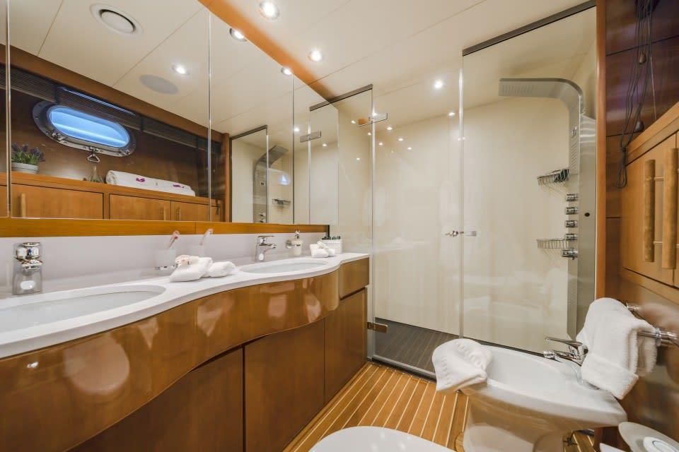 Моторная яхта Fiorente Yacht #11
