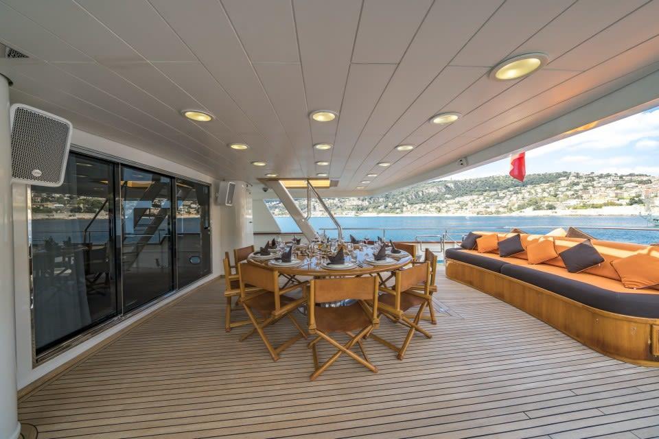 Моторная яхта Fiorente Yacht #15