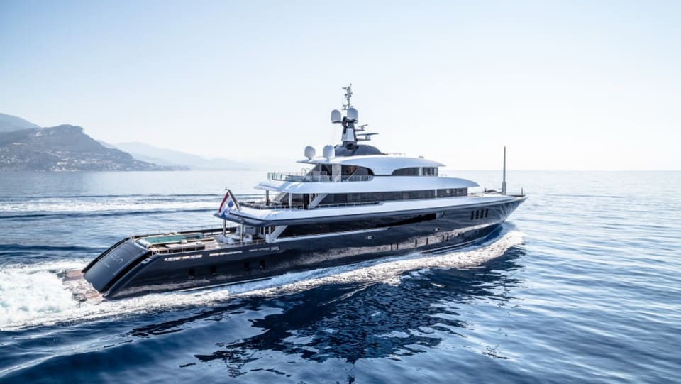 Моторная Icon Yacht #2