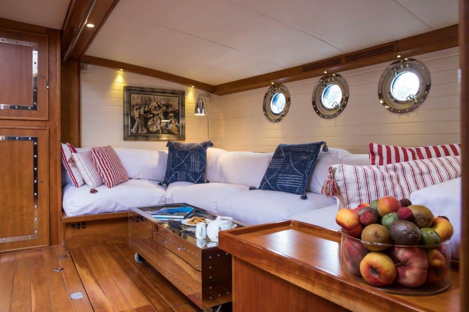 Парусная яхта Alexa of London Yacht #5