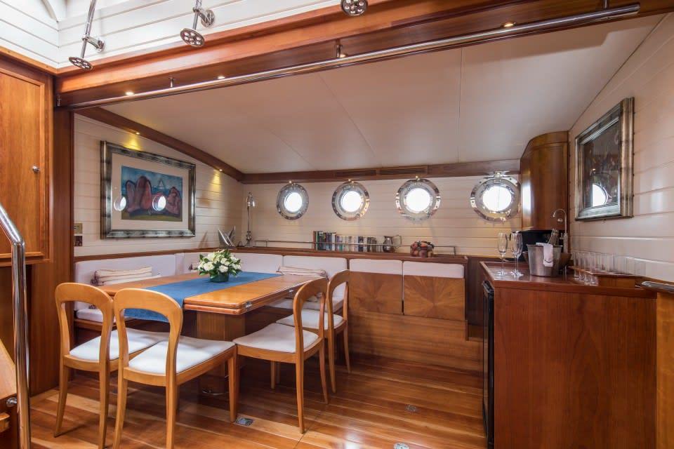 Парусная яхта Alexa of London Yacht #7