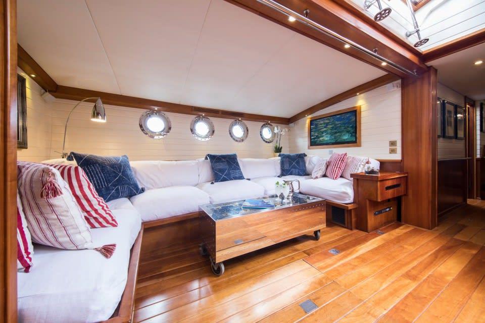 Парусная яхта Alexa of London Yacht #8