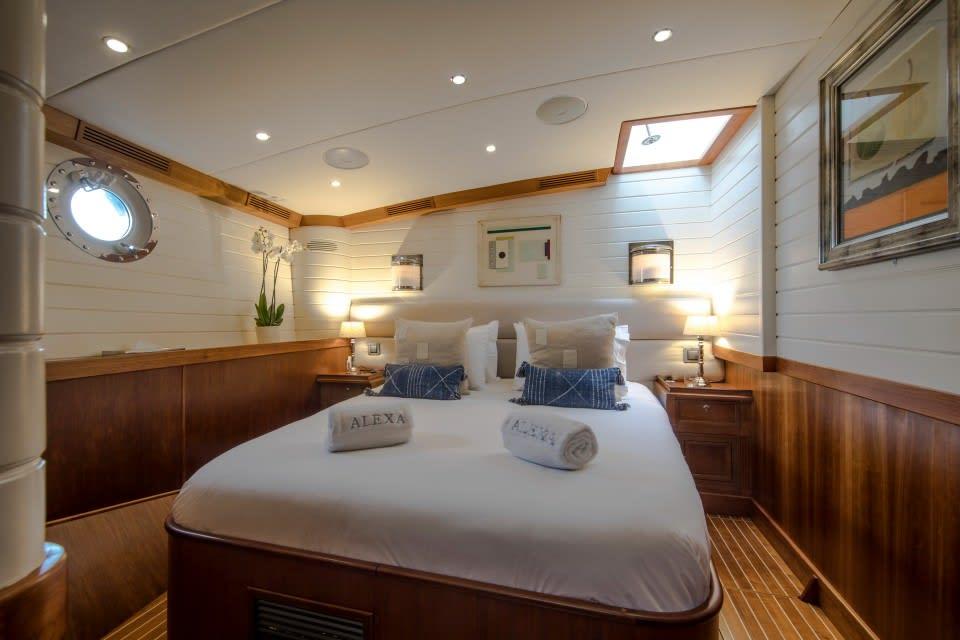 Парусная яхта Alexa of London Yacht #10