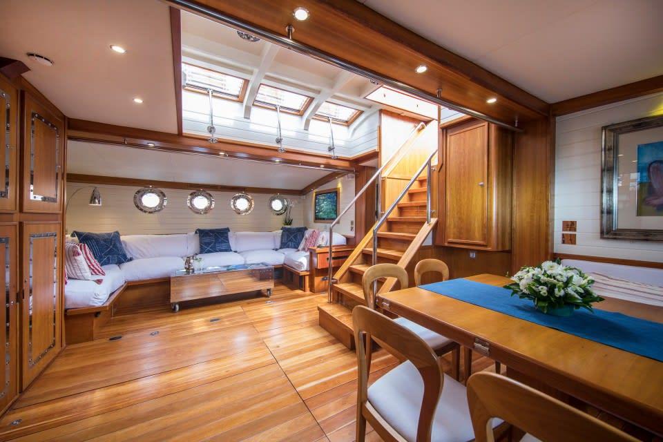 Парусная яхта Alexa of London Yacht #11