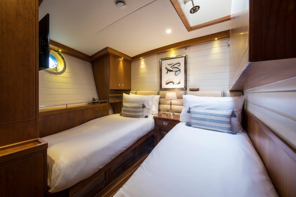 Парусная яхта Alexa of London Yacht #13