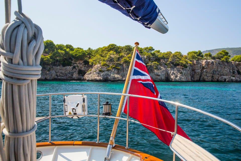 Парусная яхта Alexa of London Yacht #18