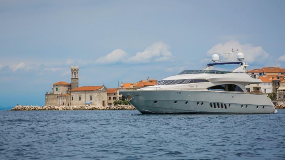 Моторная яхта Vellmari Yacht #2