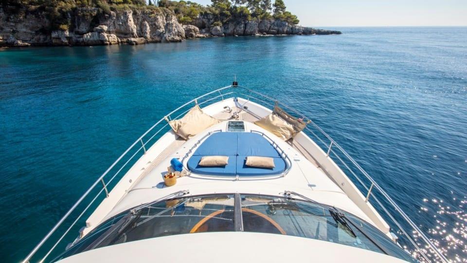 Моторная яхта D5 Yacht #2
