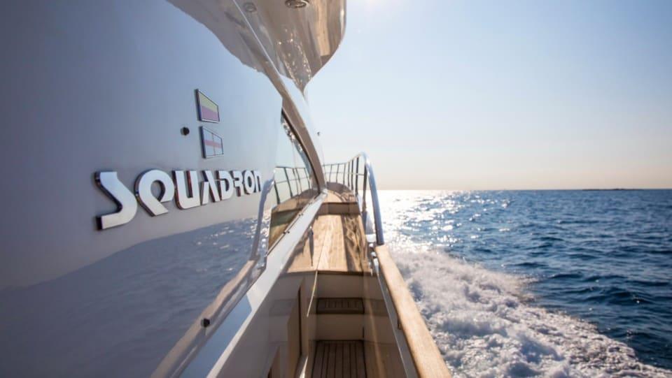 Моторная яхта D5 Yacht #3