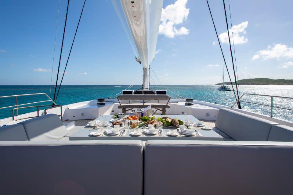 Моторная яхта CHE Yacht #7