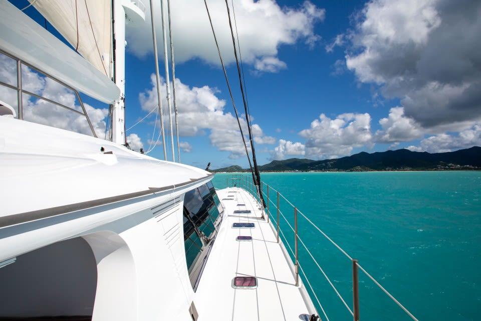 Моторная яхта CHE Yacht #12