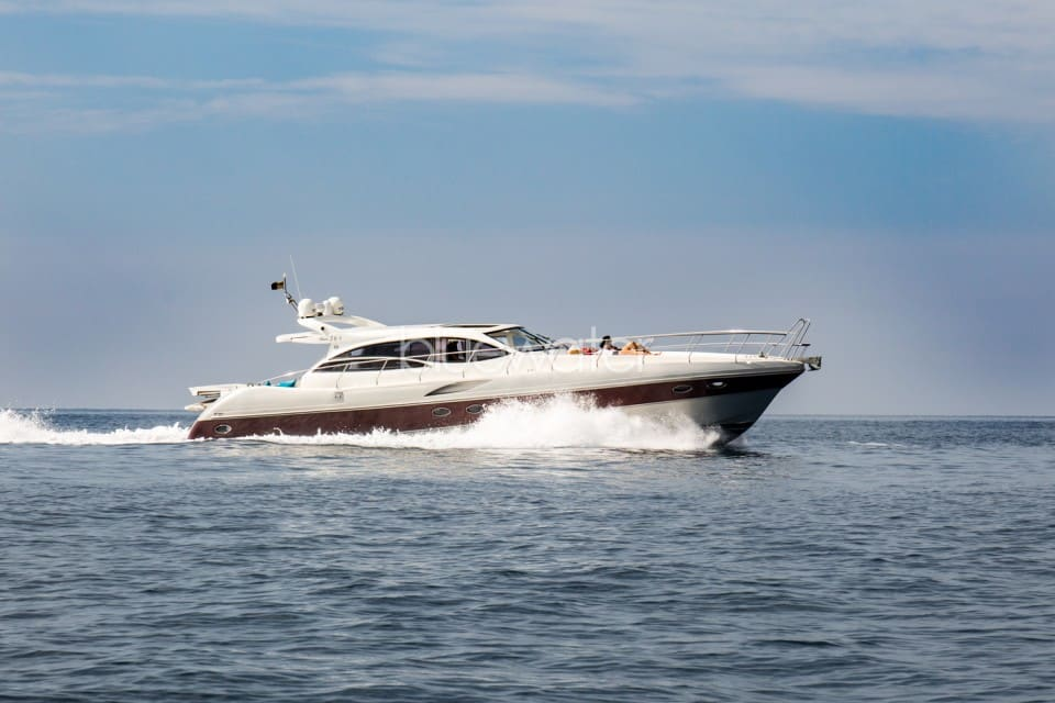 M/Y Red One II Yacht #1