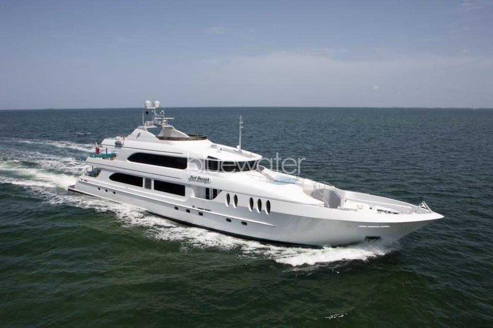 M/Y Just Enough Yacht #24