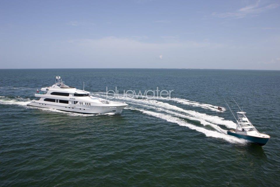 M/Y Just Enough Yacht #4