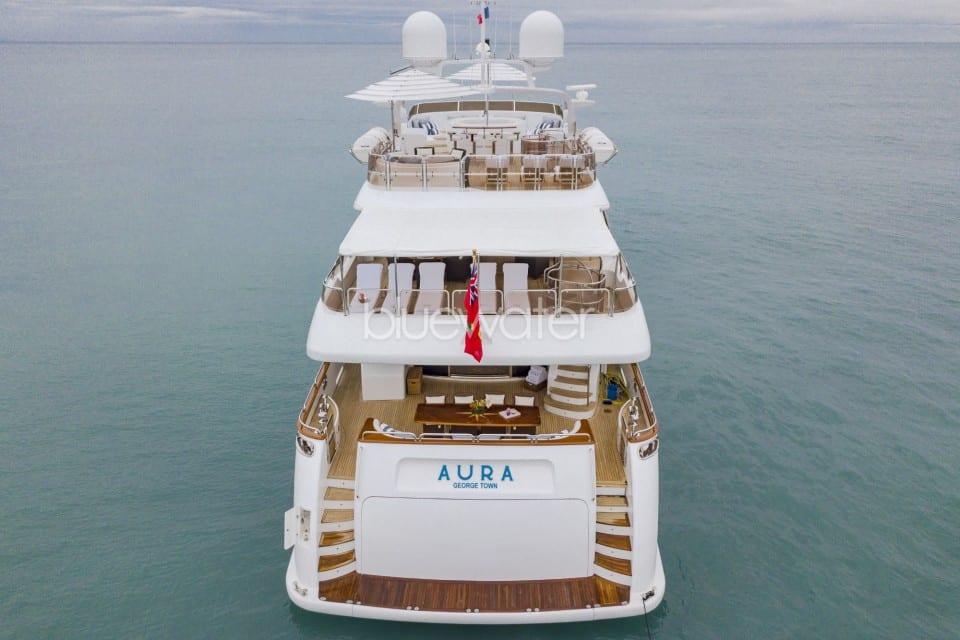 M/Y Aura Yacht #4