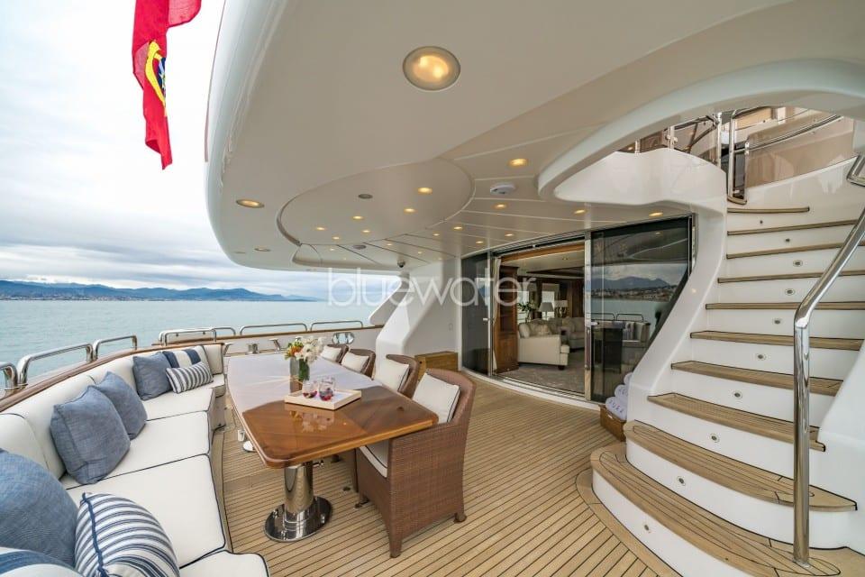 M/Y Aura Yacht #7