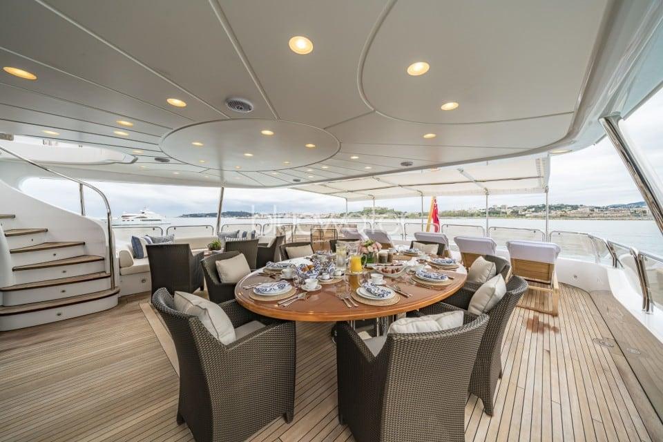 M/Y Aura Yacht #17