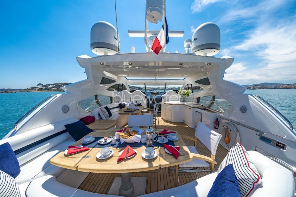 M/Y Rehab Yacht #7