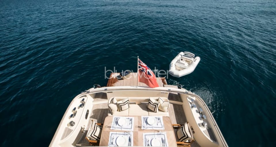 M/Y Lumiere Yacht #9
