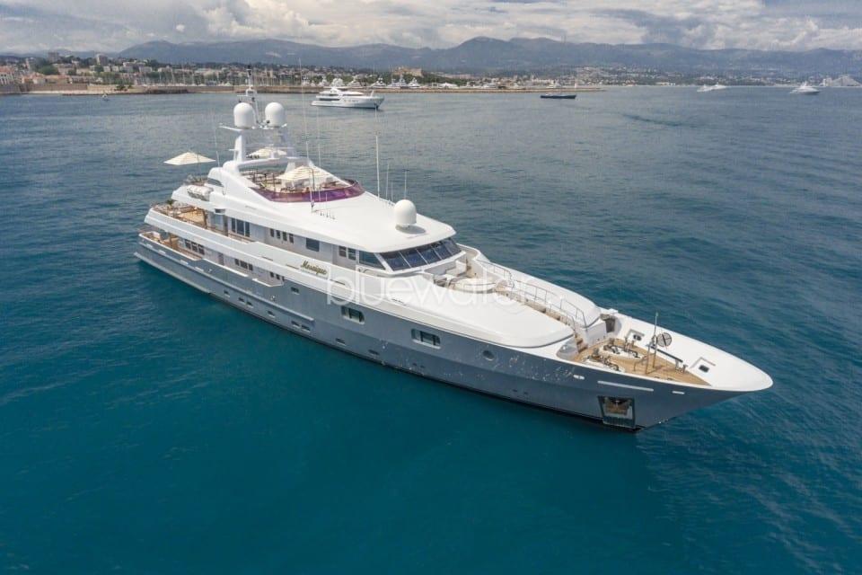 M/Y Mosaique Yacht #1