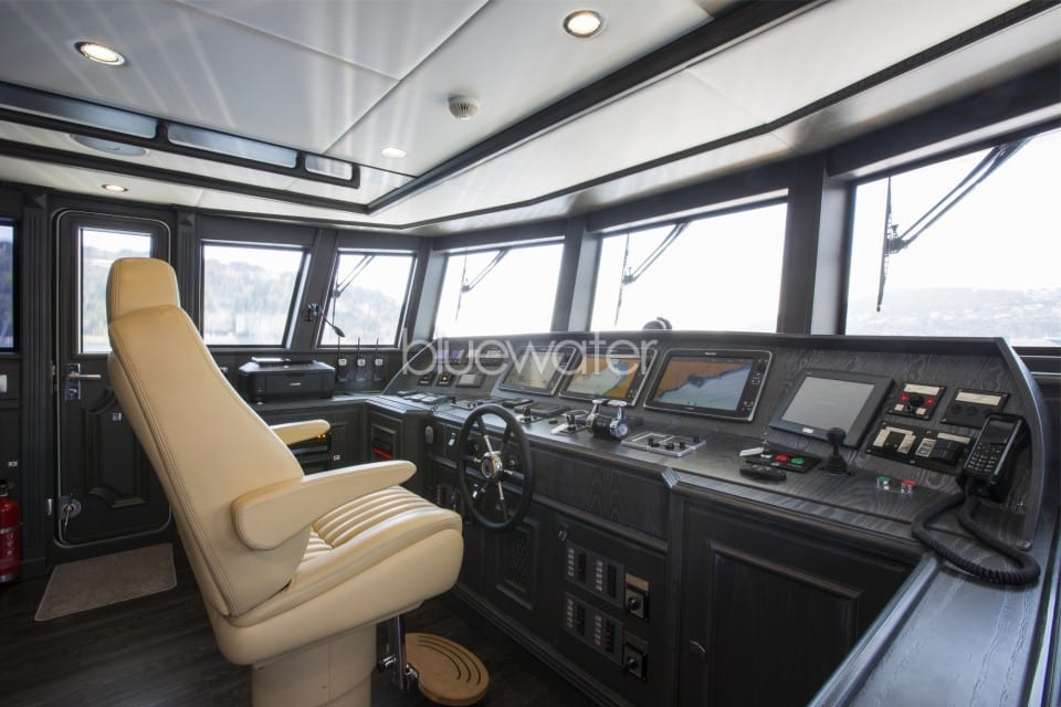 M/Y Destiny Yacht #35