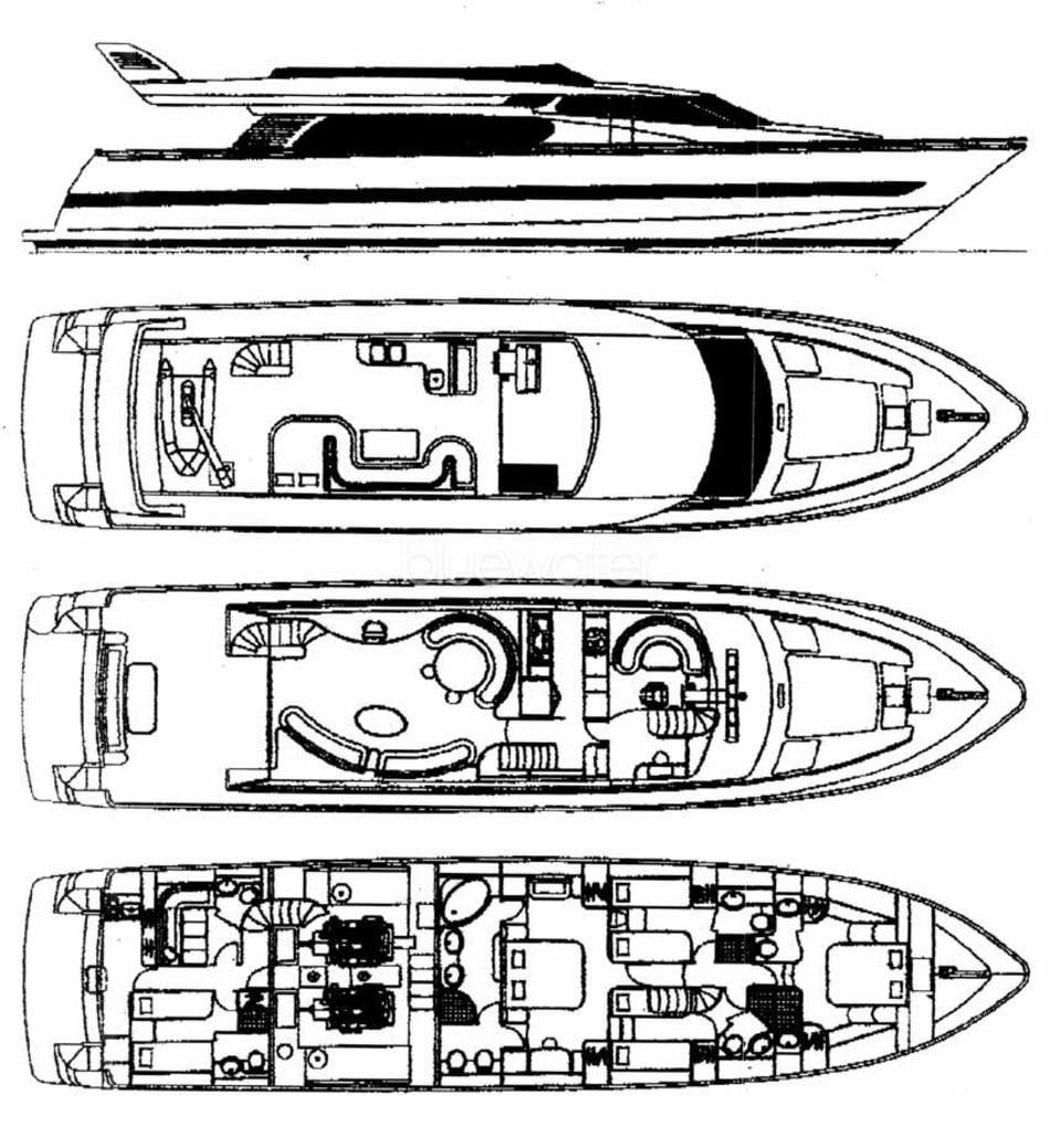 M/Y Vogue Yacht #24