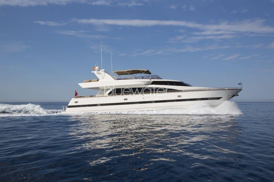 M/Y Vogue Yacht #6