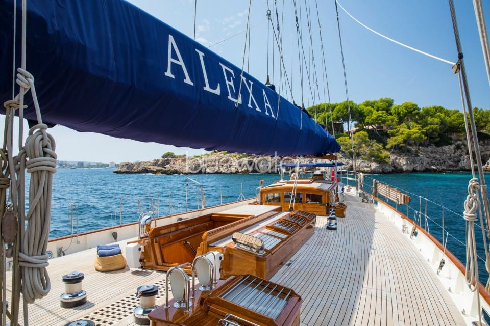 S/Y Alexa of London Yacht #2