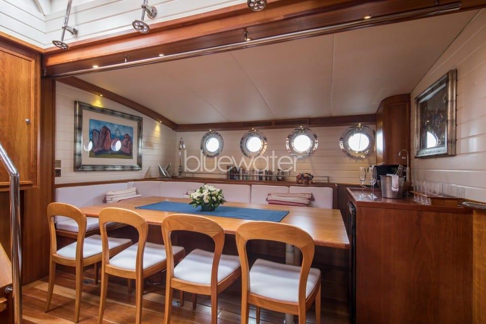 S/Y Alexa of London Yacht #9
