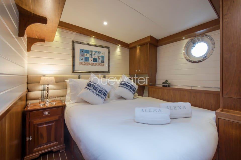 S/Y Alexa of London Yacht #12