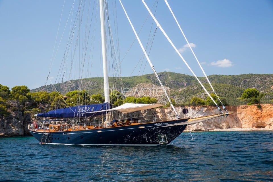 S/Y Alexa of London Yacht #1