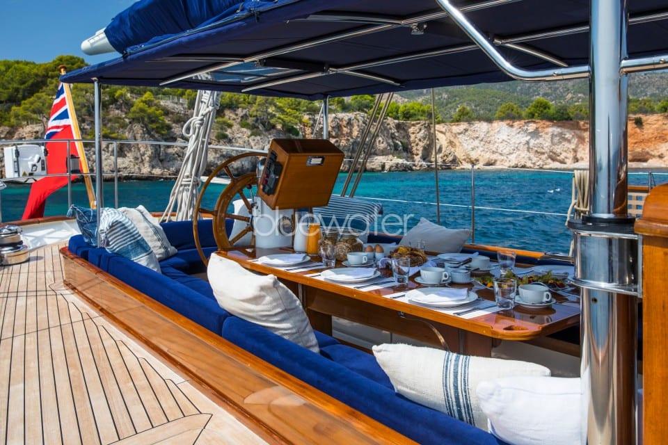 S/Y Alexa of London Yacht #3