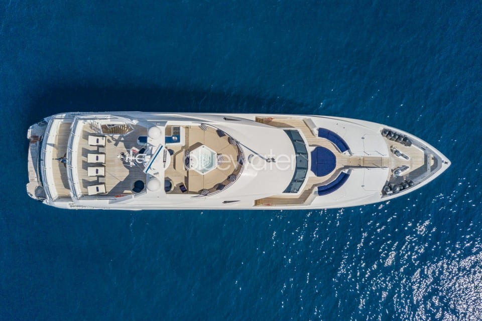 M/Y The Devocean Yacht #25