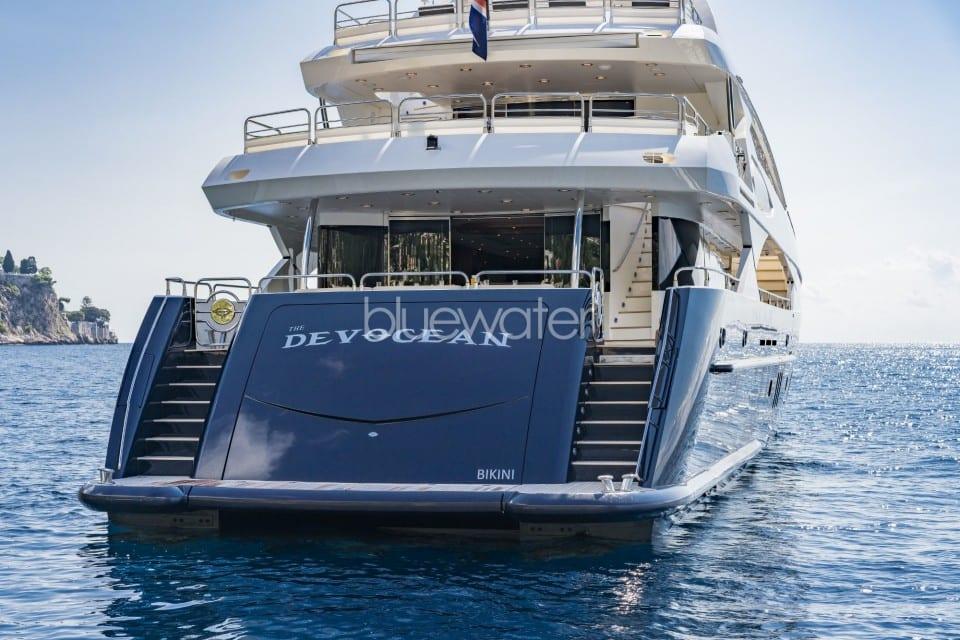 M/Y The Devocean Yacht #4