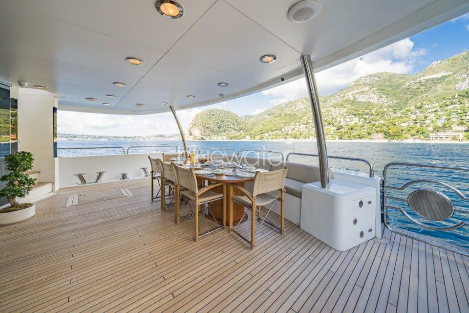 M/Y The Devocean Yacht #5